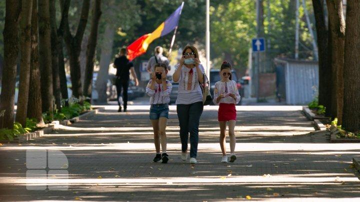 Moldova celebrates Day of Romanian Language (photo report)