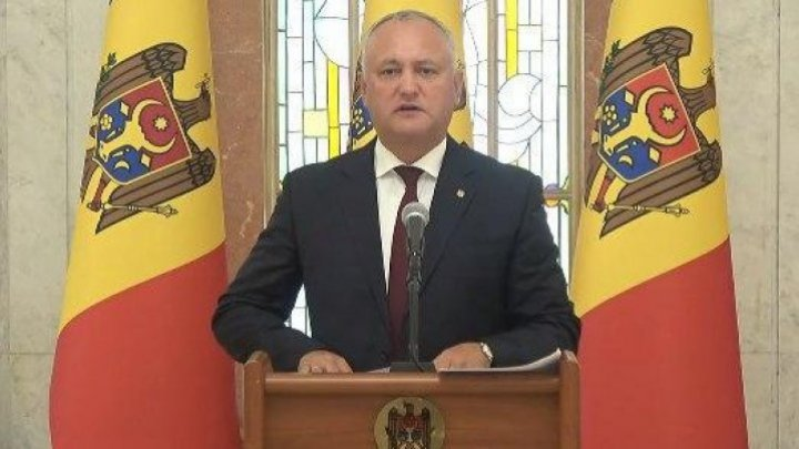 Electronic voting should be introduced in Republic of Moldova: President Dodon