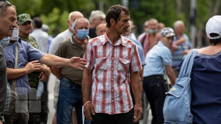 Dniester war veterans voiced objections to free health insurance policy being rejected