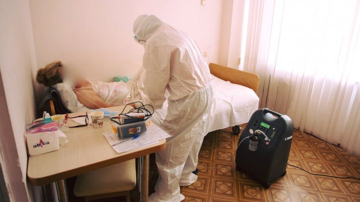 Over 300 oxygen concentrators reached hospitals in Moldova