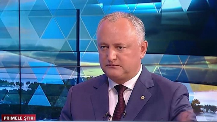 Dodon has doubts about EU voting lists following PAS allegations of voter fraud in Russia