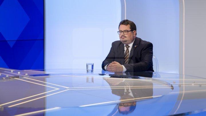Ambassador Peter Michalko about EU support to Moldova