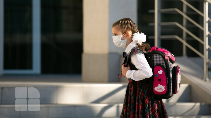 Students aged over 10 must wear facial masks in classrooms and during break time
