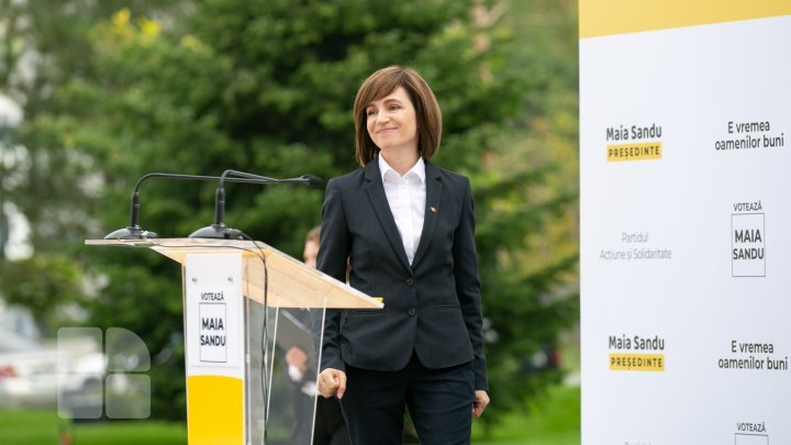 Most Moldovans living abroad voted for Maia Sandu in Sunday elections