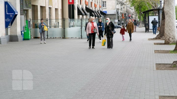 New anti-COVID restrictions could be implemented in Chisinau