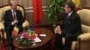 În perioada 27-28 aprilie, Mihai Ghimpu va întreprinde o vizită la Bucureşti