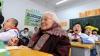 O bunicuţă de 102 ani din China s-a înscris în clasa întâi