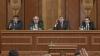 Parlamentul se întruneşte astăzi în şedinţă după o pauză de trei săptămâni