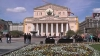 Teatrului Balşoi din Moscova are o nouă faţadă