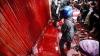 Trei jurnaliști străini au fost răniți în timpul protestelor din Bangkok