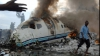 Un avion care avea la bord 43 de oameni s-a prăbuşit la 100 de kilometri de Kabul
