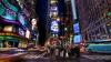 O parte a Times Square din New York a fost închisă după ce poliţia a găsit o geantă suspectă