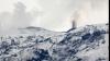Norul de cenuşă vulcanică se deplasează spre Africa