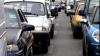 Traficul rutier din Chişinău va fi suspendat parţial aproximativ o lună, din cauza lucrărilor de reparaţie a reţelei termice