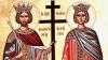 Astăzi, ortodocşii de stil vechi îi sărbătoresc pe Sfinţii Constantin şi Elena