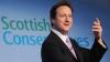 În timpul vizitei sale în Afganistan, David Cameron a citit militarilor un mesaj special