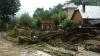 156 de beciuri, 7 gospodării, 5 fântâni şi 35 de hectare de terenuri agricole din raionul Criuleni au fost inundate în urma ploilor torenţiale din ultimele zile