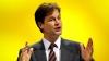 Nick Clegg a declarat că Executivul englez are dubii faţă de existenţa Zonei Euro în formatul actual