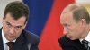 O broşură de rugăciune pentru sănătatea lui Medvedev şi Putin a stârnit controverse la Sankt Petersburg, unde a fost distribuită