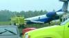 Un avion cu 33 de persoane la bord a deraiat de pe o pistă din Canada