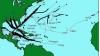 Uraganul Alex a dus la limitarea operaţiunilor de curăţare a petrolului din Golful Mexic