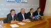 Liderii Alianţei de guvernământ se întrunesc în şedinţă cu uşile închise
