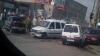 O maşină cu numere ale Ministerului de Interne a fost implicată într-un accident rutier
