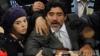 Diego Armando Maradona a sărit la bătaie după meciul cu Germania