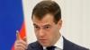 Dmitri Medvedev: România trebuie să acţioneze calm în privinţa problemei transnistrene
