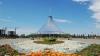 Zilele acestea a fost inaugurat la Astana un mall care este cel mai mare cort din lume