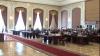 Parlamentarii se întrunesc în şedinţă, pentru a treia oară în această săptămână