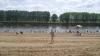 Apa care a inundat plaja de la Vadul lui Vodă se va retrage în cel mult 3 zile