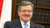 Bronislaw Komorowski a preluat funcţia de preşedinte al Poloniei