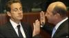 Traian Băsescu a avut un dialog cu Nicolas Sarkozy despre expulzarea romilor