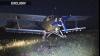 Procurorii presupun că avionul care a aterizat pe un câmp din Briceni a fost înregistrat în Ucraina