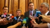 Liderii AIE organizează un briefing pe tema referendumului