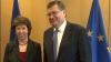 Catherine Ashton: Ucraina şi UE vor colabora pentru reglementarea conflictului transnistrean