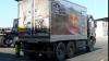 """Camion reţinut în vamă pentru""""contrabandă"""" cu sticle uzate"""