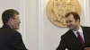 Distincţiile de stat provoacă replici între şeful interimar al statului şi cel al Executivului