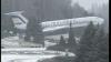 Cursa aeriană Chişinău-Frankfurt a fost amânată din cauza ninsorilor