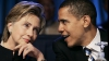 Barack Obama şi Hillary Clinton sunt cele mai admirate personalităţi ale anului 2010 în SUA