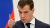 Medvedev a demis şapte generali din Ministerul de Interne