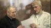 În Estonia a fost lansată o marcă poştală cu imaginea lui Hodorkovschi şi Lebedev