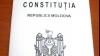 Proiectul PCRM de modificare a Constituţiei va fi examinat în Parlament