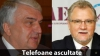 Procurorii au decis: Convorbirile lui Urechean şi Untilă au fost interceptate ilegal