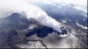 NORI DE CENUȘĂ PESTE JAPONIA. Vulcanul Shinmoedake de pe insula Kyushu a erupt violent