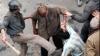 Zece oameni au murit în oraşul Sanamein, în sudul Siriei
