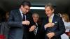 Iurie Leancă la întrevederi Trăian Băsescu și Teodor Baconschi