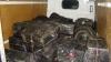 Trei maşini cu marfă industrială de contrabandă au fost reţinute