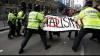 Zi de curăţenie generală la Londra, după proteste